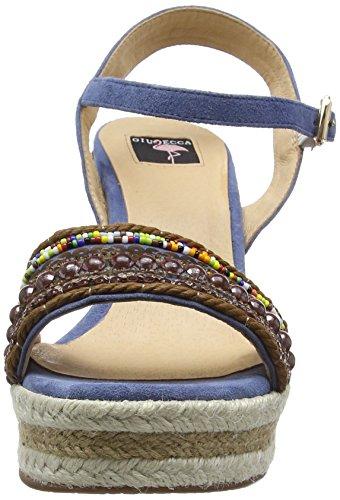 Azul Sandalias Mujer Jycx15pr012 1 Giudecca nBUqYFC