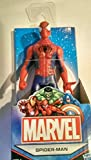 "Marvel Universe Avengers 6"" (Approximate Size) All Star Spider-Man Action Figure Australian Release"
