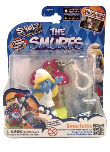 Swappz, The Smurfs, Smurfette ()