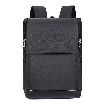 Qpw Backpack Mochila Mochila de Moda Mochila de Negocios Bolso del Ordenador portátil 40 * 27 * 12 cm: Amazon.es: Hogar