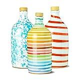 Rainbow Mix 1 - Extra Virgin Olive Oil Frantoio Muraglia (N° 3 Bottles)