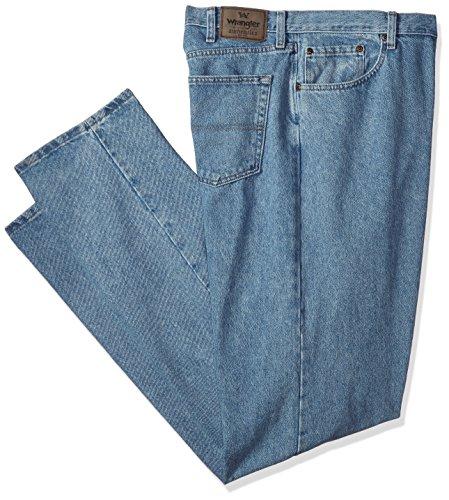 : Wrangler Authentics Mens Classic Regular-Fit Jean