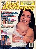 Good Housekeeping Magazine - Princess Caroline of Monaco on Cover - Paul Hogan (Crocodile Dundee) (June, 1988)