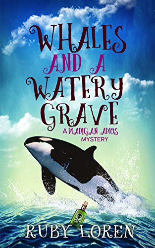 Whales and a Watery Grave: Mystery (Madigan Amos Zoo Mysteries Book 7) ()