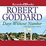 Days Without Number | Robert Goddard