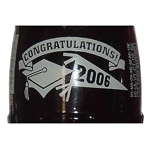 Class of 2006 Congratulations Coca-Cola Bottle from Coca-Cola
