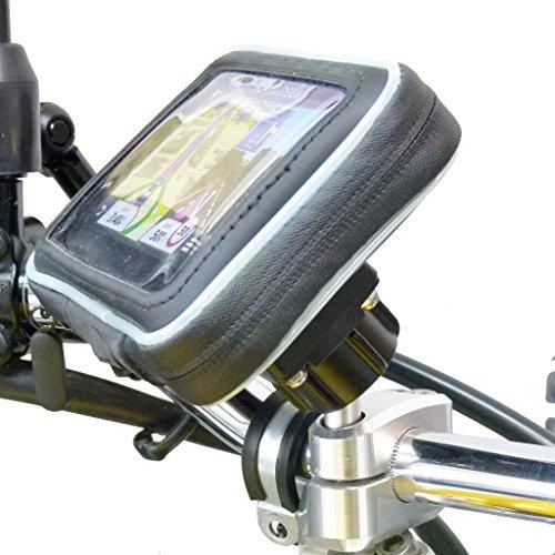 Waterproof M8 Motorcycle Mount For Garmin Nuvi 2519 2519LM (31111) (Gps Waterproof Motorcycle Garmin)