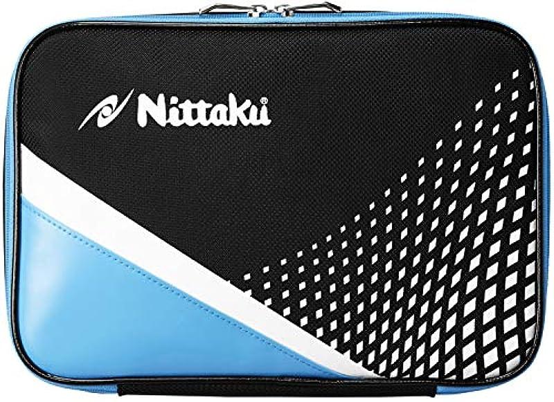 《닛타쿠》(Nittaku) 탁구 라켓 케이스 스트림 케이스 라켓2개 수납가 이너 보드 부착