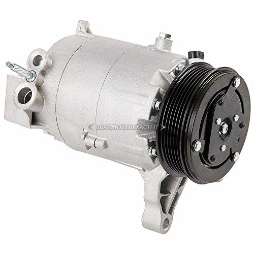 AC Compressor & A/C Clutch For Chevy Impala Monte Carlo & Pontiac G6 - BuyAutoParts 60-01907NA NEW