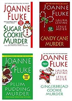 Joanne Fluke Christmas Bundle Gingerbread ebook product image