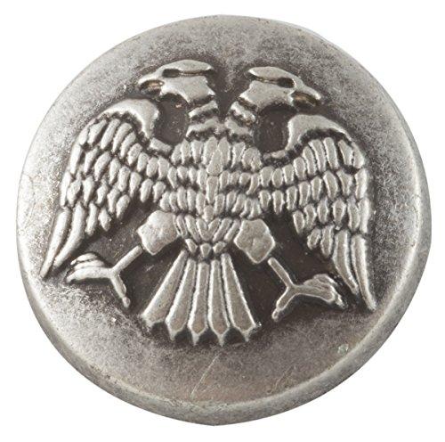 Eagle Button - 8