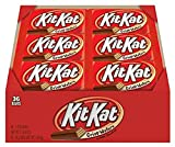 KIT KAT Chocolate Candy Bars, Halloween Candy (Pack of 36)