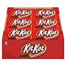 Kit Kat Chocolate Candy Bars (Pack of 36)