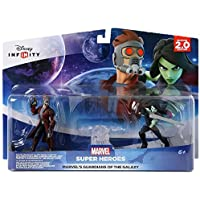Disney Infinity - Guardianes de la Galaxia Play Set: Star Lord & Gamora - Standard Edition