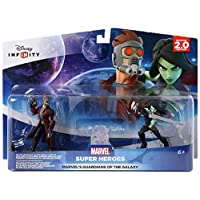 Disney Infinity - Guardianes de la Galaxia Play Set: Star Lord & Gamora - Standard Edition