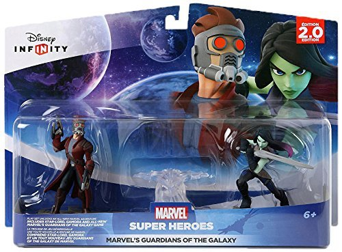 Disney Infinity: Marvel Super Heroes (2.0 Edition) - Marvel's Guardians of the Galaxy Play Set - Not Machine Specific - Disney Guardians Of The Galaxy