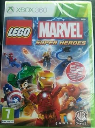 LEGO Marvel Super Heroes - Super Pack (Xbox 360) [Importación Inglesa]: Amazon.es: Videojuegos