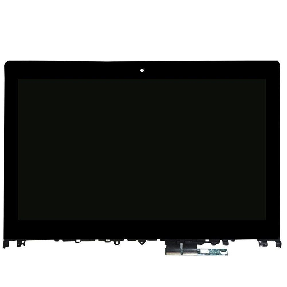 Lifedream 15.6'' Touch Screen Digitizer LCD LED Display Screen Assembly For Lenovo Edge 2-1580 Laptop LCD LED Touch Screen Digitizer Assembly (Not Whole Laptop)