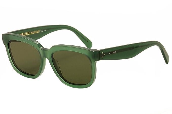 Gafas de Sol Celine CL 41057/S MLKY GRN: Amazon.es: Ropa y ...