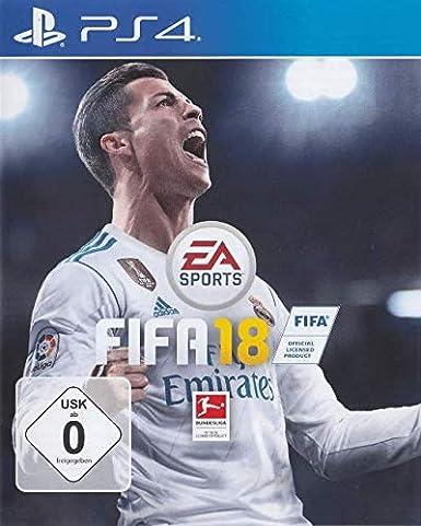 FIFA 18 - Standard Edition - PlayStation 4 [Importación alemana]: Amazon.es: Videojuegos