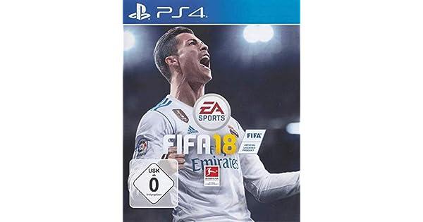 FIFA 18 - Standard Edition - PlayStation 4 [Importación alemana ...