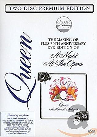 Queen - A Night At The Opera Special Edition (Classic Album) [Reino Unido
