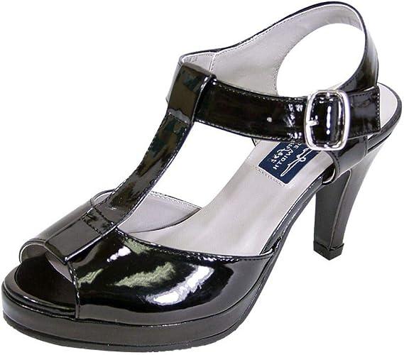 Extra Wide Width Platform Dress Sandal