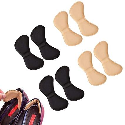 Rozaduras Plantillas Zapatos Ajustes Longitud Las Los De La Evitar Del 4 Tacón Talón Engomadas Zapato Eqlef® Pares DWbeEY29IH