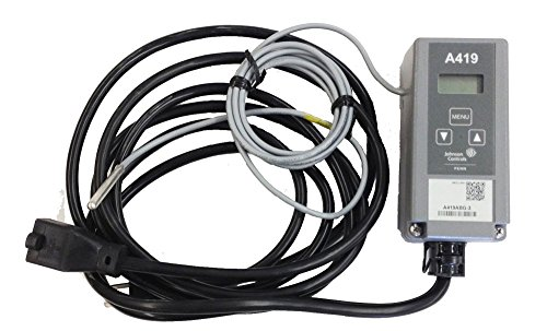 (Johnson Controls Digital Thermostat Control Unit - A419ABG-3C)