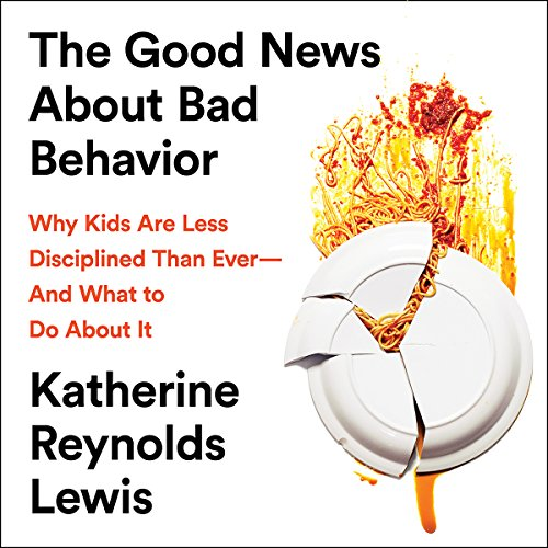 The Good News About Bad Behavior cover