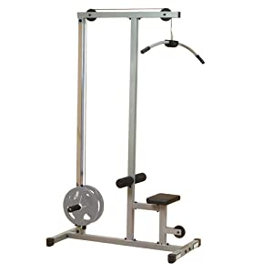 BodySolid Powerline Lat Machine