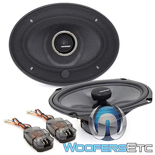 Memphis Audio 15-MCX69 Car Stereo MClass Series 6 x 9 2-Way