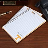 NCAA Tennessee Volunteers 2-Pack 8'' x 5'' Memo Pads