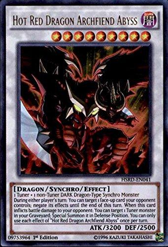 Yu Gi Oh Dragon Archfiend HSRD EN041 High Speed product image