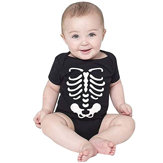 2ca488442 Image Unavailable. Image not available for. Color: Baby Romper,Lowprofile Infant  Newborn Baby Kids Boys Girls Printing Outfits ...