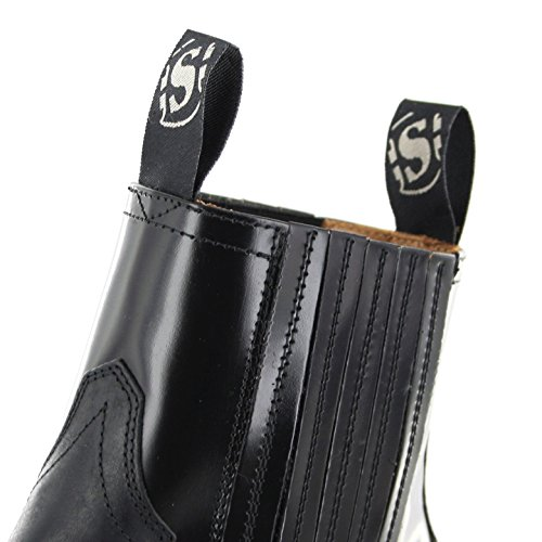 4660 Flo Black Mens Sendra Boots Cowboy EWPAUUq