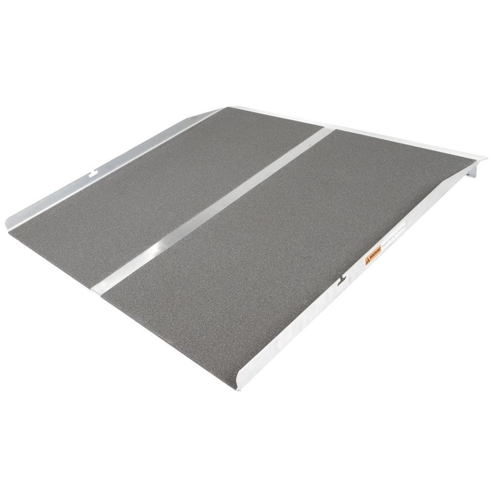 3' x 36'' Aluminum Solid Curb Ramp