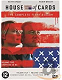 House of Cards - Season 5 [DVD] [2017] Import