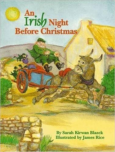 Irish Night Before Christmas, An (The Night Before Christmas ...