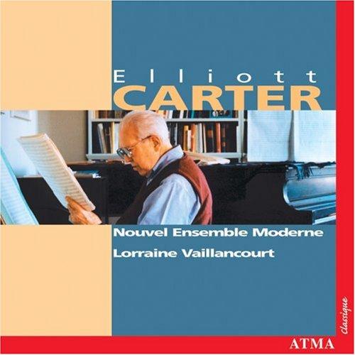 Carter: Clarinet Concerto, Triple Duo, Enchanted Preludes, Con leggerezza pensosa, Gra, Riconoscenza per Goffredo Petrassi, 90+, Esprit rude/Esprit doux I and II