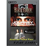 Adventure Triple Pack (Includes The Black Mirror, Journey to the Center of the Earth & The Watchmaker)