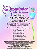 The Inseminator™ at Home Self Insemination Refill