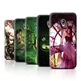 Official Elena Dudina Phone Case / Cover for Vodafone Smart Speed 6 / Pack 15pcs Design / One with Nature Collection