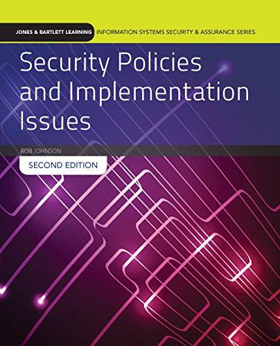 Lab Manual to accompany Security Policies and Implementation Issues (Jones & Bartlett Learning Information Systems Security & Assurance) (Level Implementation Service)