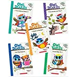 Owl Diaries Five Branches Books Collection Set ( Books 6- 10 )