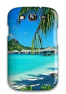 Myra Fraidin's Shop 8766723K64351024 Top Quality Case Cover For Galaxy S3 Case With Nice Bora Bora Appearance