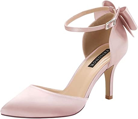 ERIJUNOR Wedding Evening Party Shoes