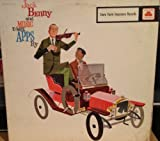 Jack Benny and Music to Write Apps By