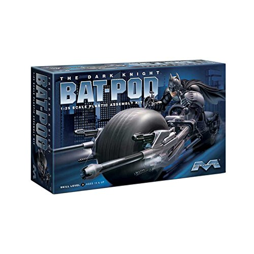 Moebius The Dark Knight: Batpod 1:25 Scale Model Kit