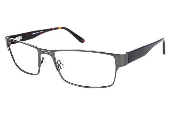Randy Jackson RJ1055 Mens Eyeglass Frames - Gunmetal at Amazon Men\'s ...